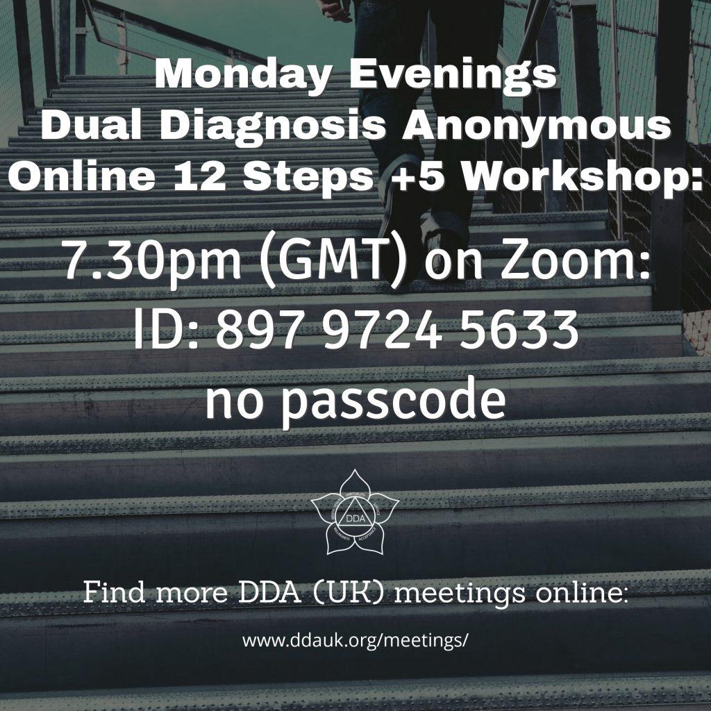 Monday Evening 7.30pm DDA Step Workshop v1-3